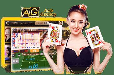 Joker Gaming AG casino บาคาร่า