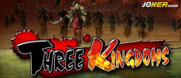รีวิวเกม Three Kingdoms Joker Slot