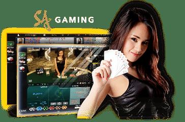 Joker Gaming SaGaming casino บาคาร่า