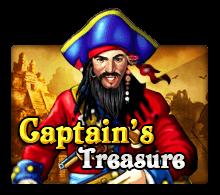 ทดลองเล่น Captains Treasure