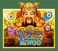 ทดลองเล่น Caishen Riches Bingo