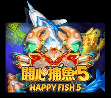 ทดลองเล่น เกมยิงปลา Fish Hunting Happy Fish 5