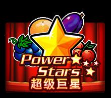ทดลองเล่น Power Stars