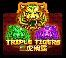 ทดลองเล่น Triple Tigers
