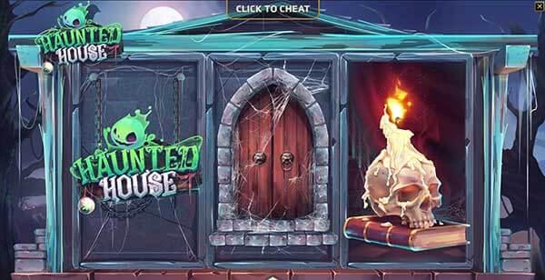 ลักษณ์ของเกม Haunted House