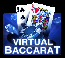รีวิวเกม Virtual Baccarat