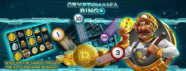 รีวิวเกม Cryptomania Bingo